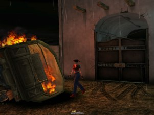Resident Evil Code Veronica Dreamcast 23