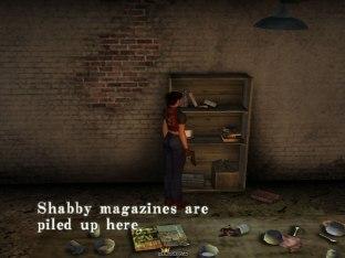 Resident Evil Code Veronica Dreamcast 34