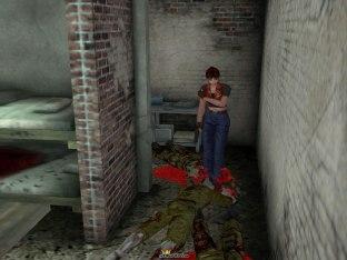 Resident Evil Code Veronica Dreamcast 39