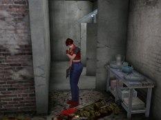 Resident Evil Code Veronica Dreamcast 40