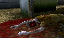 Resident Evil Code Veronica Dreamcast 45