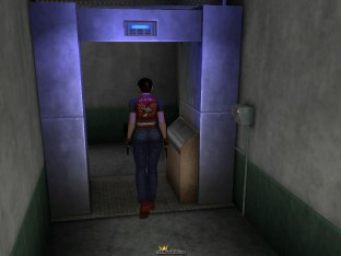 Resident Evil Code Veronica Dreamcast 47