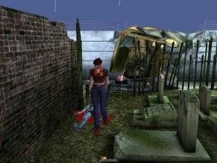 Resident Evil Code Veronica Dreamcast 71