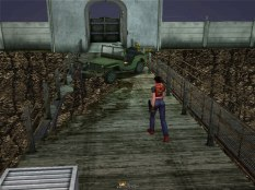 Resident Evil Code Veronica Dreamcast 74