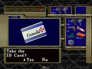 Resident Evil Code Veronica Dreamcast 81