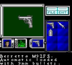 Resident Evil GBC Prototype 10