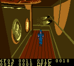 Resident Evil GBC Prototype 31