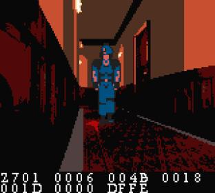 Resident Evil GBC Prototype 42