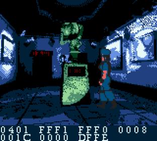 Resident Evil GBC Prototype 56