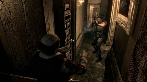 Resident Evil HD Remaster PC 79