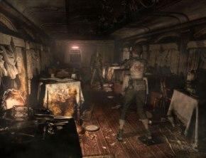 Resident Evil Zero GameCube 33