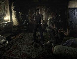 Resident Evil Zero GameCube 97