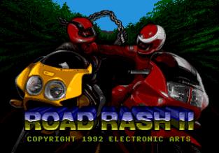 Road Rash 2 Megadrive 01