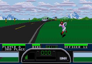 Road Rash 2 Megadrive 09