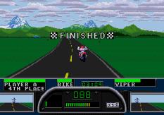 Road Rash 2 Megadrive 11
