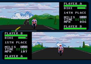 Road Rash 2 Megadrive 64