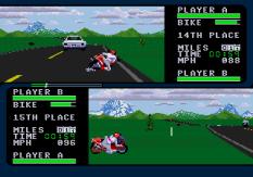 Road Rash 2 Megadrive 66