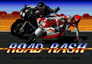 Road Rash Megadrive 01