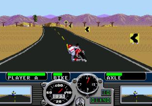 Road Rash Megadrive 09