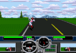 Road Rash Megadrive 16