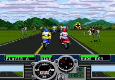 Road Rash Megadrive 21