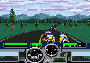 Road Rash Megadrive 31