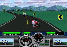 Road Rash Megadrive 32