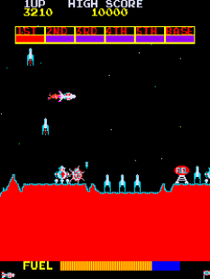 Scramble Arcade 13