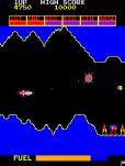 Scramble Arcade 16