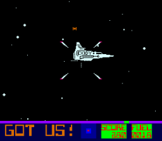 Star Fire Arcade 11