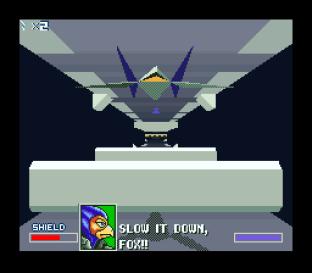 Star Fox SNES 34