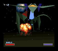 Star Fox SNES 44