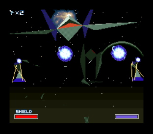 Star Fox SNES 45