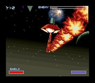 Star Fox SNES 53