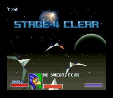 Star Fox SNES 54