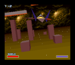 Star Fox SNES 62