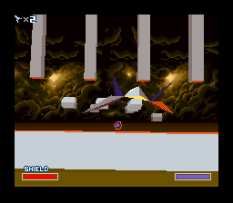 Star Fox SNES 65