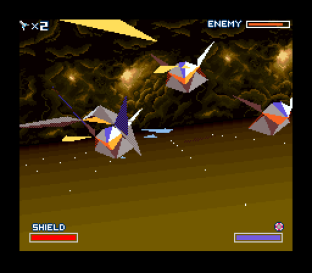 Star Fox SNES 67