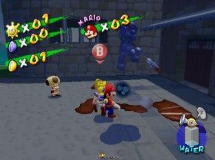 Super Mario Sunshine Gamecube 09