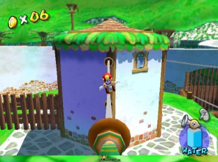 Super Mario Sunshine Gamecube 20