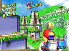 Super Mario Sunshine Gamecube 21