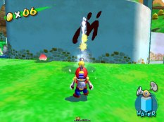 Super Mario Sunshine Gamecube 22