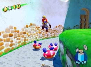 Super Mario Sunshine Gamecube 23