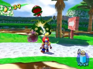 Super Mario Sunshine Gamecube 31