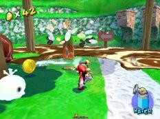Super Mario Sunshine Gamecube 32