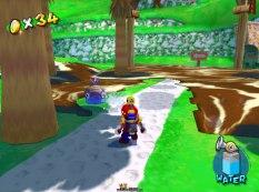 Super Mario Sunshine Gamecube 43