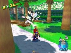 Super Mario Sunshine Gamecube 44
