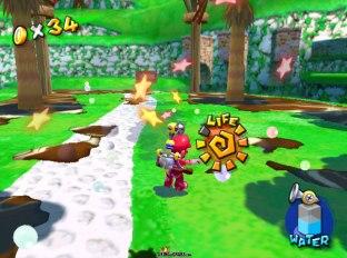 Super Mario Sunshine Gamecube 45