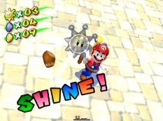 Super Mario Sunshine Gamecube 54