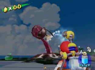 Super Mario Sunshine Gamecube 56